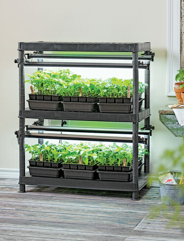 Stack N Grow Light System Exclusively From Gardener S Supply