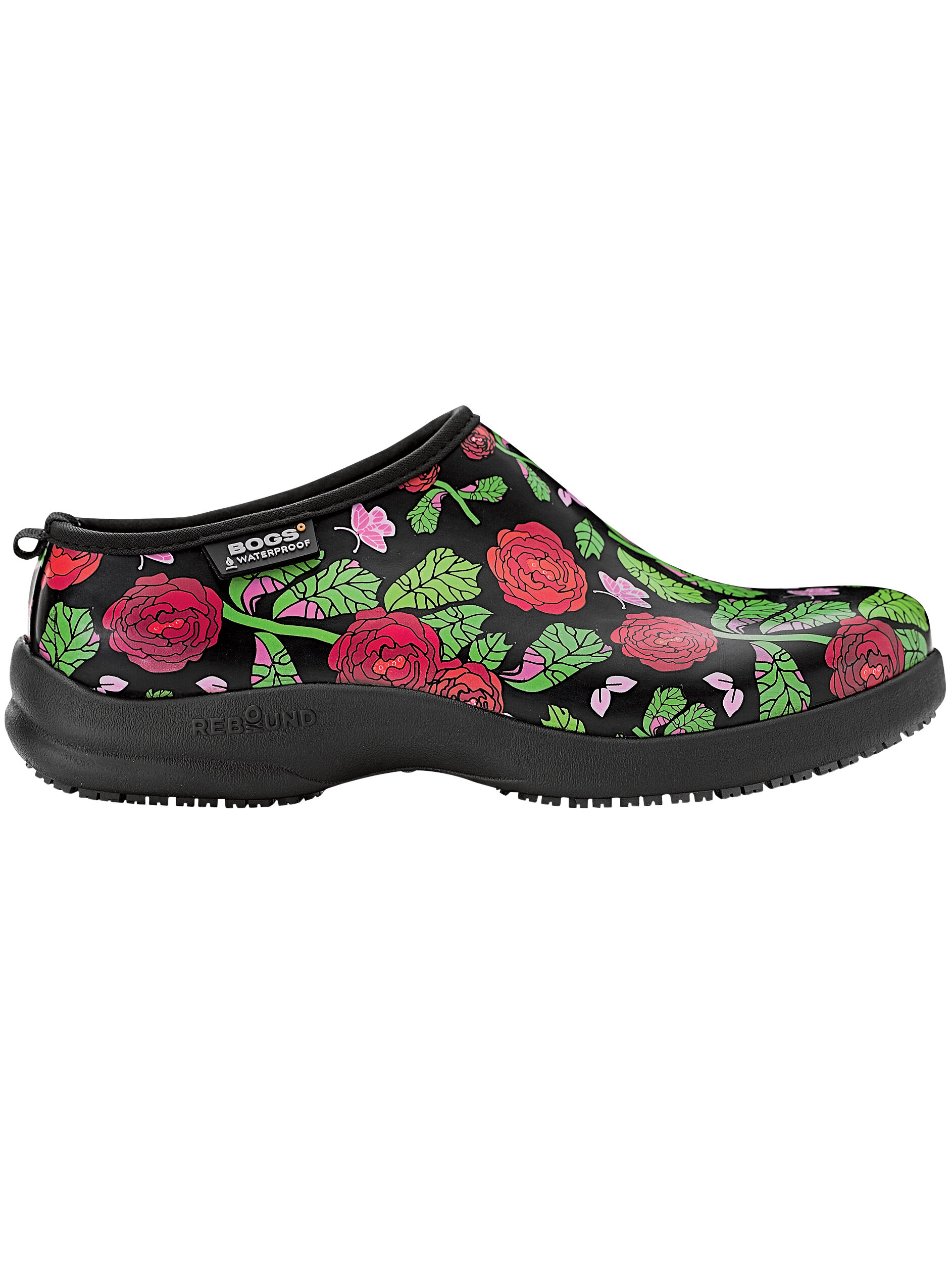 Gardening boots waterproof pull on ankle boots womens for Garden boots for women