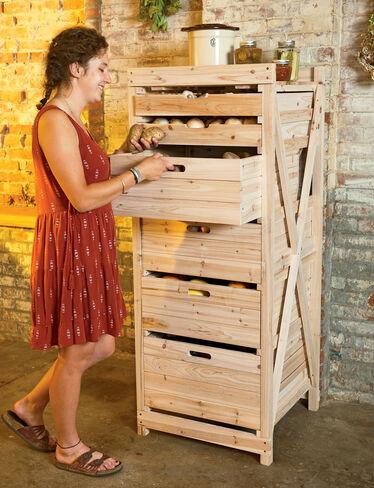 Smart Kitchen Storage Diy