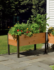 Elevated Planters Elevated Garden Beds And Boxes
