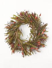 EverlastingOak Leaf Wreath