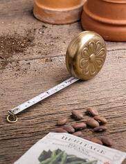 Antiqued Brass Measuring Tape