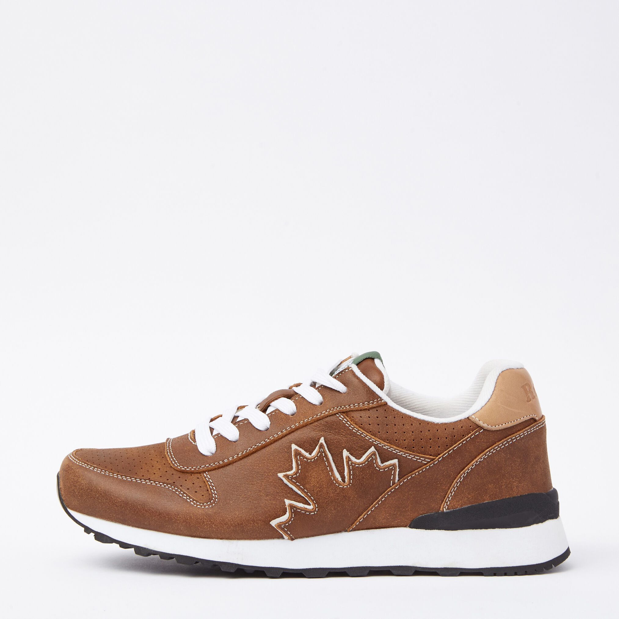 Mens Trans Canada Jogger Tribe Men Shoes Roots
