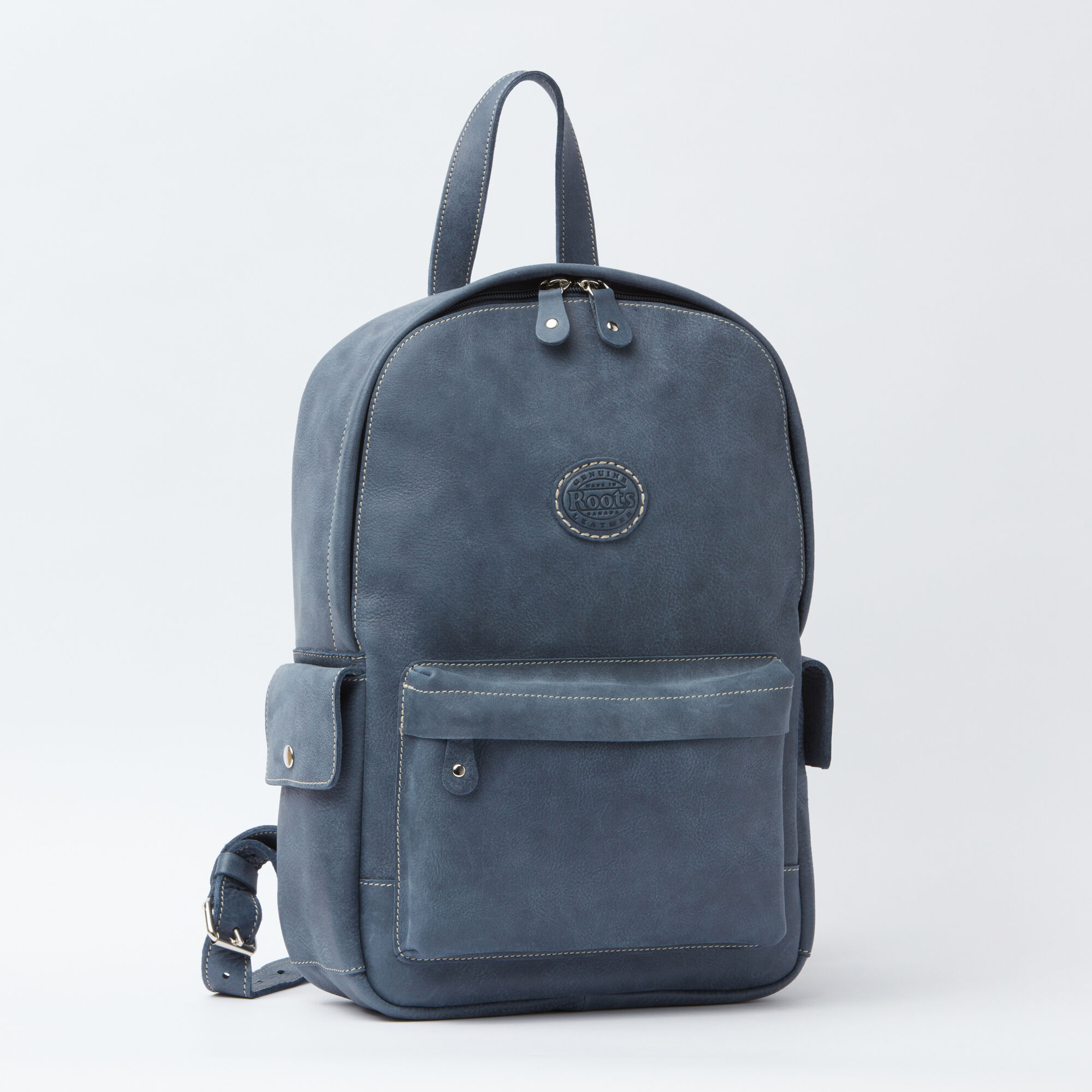 Roots Backpack Leather | Os Backpacks