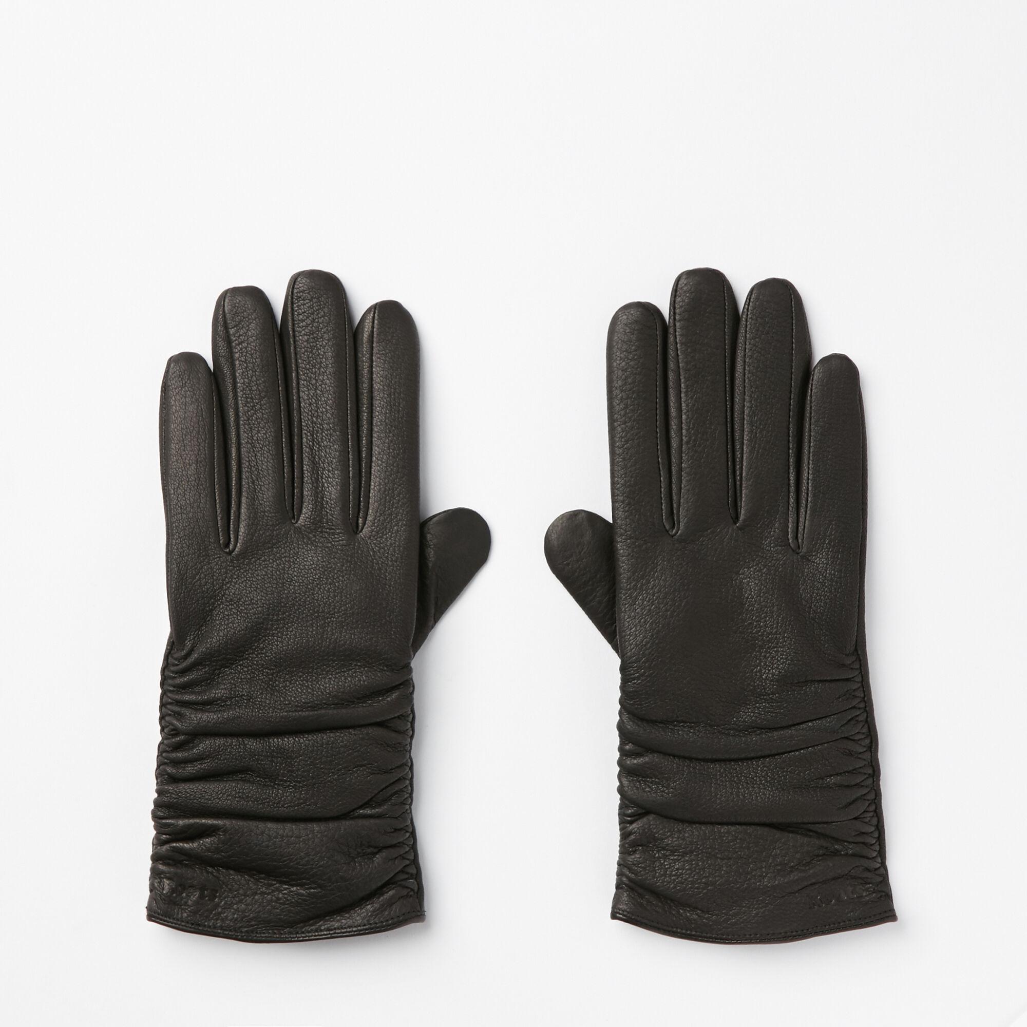 Womens leather gloves toronto - Womens Fashion Deerskin Glove