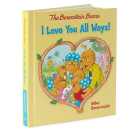 The Berenstain Bears I Love You All Ways! Recordable Storybook, , large