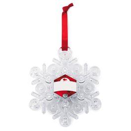 Find Me, Santa! Snowflake™, , large