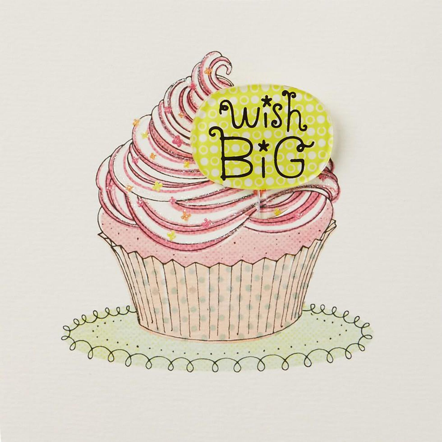 Wishes Of All Sizes Birthday Card