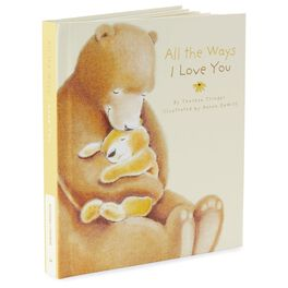 All the Ways I Love You Recordable Storybook, , large