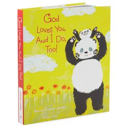 God Loves You, and I Do, Too! Recordable Storybook, , large