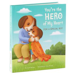 You're the Hero of My Heart: For a Special Boy Recordable Storybook, , large