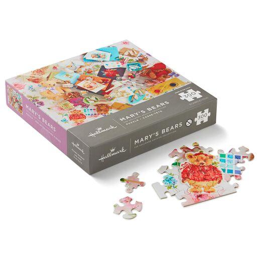 Mary's Bears Mary Hamilton 300-Piece Jigsaw Puzzle