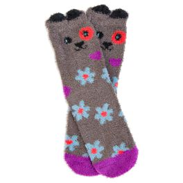 Natural Life Cozy Socks Dog, , large