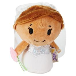 itty bittys® Bride Stuffed Animal, , large