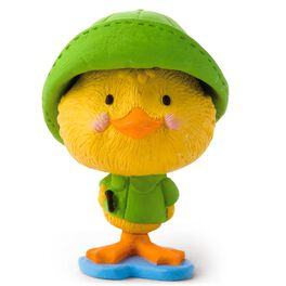 Duck in Raincoat, , large