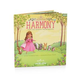 Princess Harmony and the Missing Instruments, , large