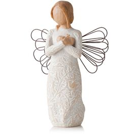 Remembrance Angel Figurine, , large