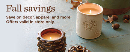 Celebrate fall with special offers at Hallmark Gold Crown.