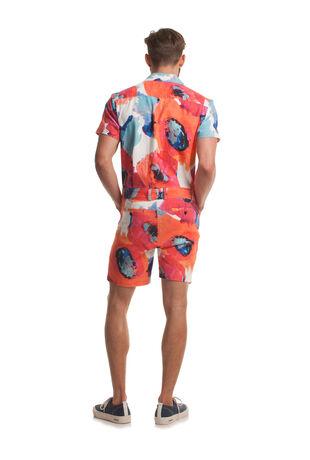Levan Short Jumpsuit