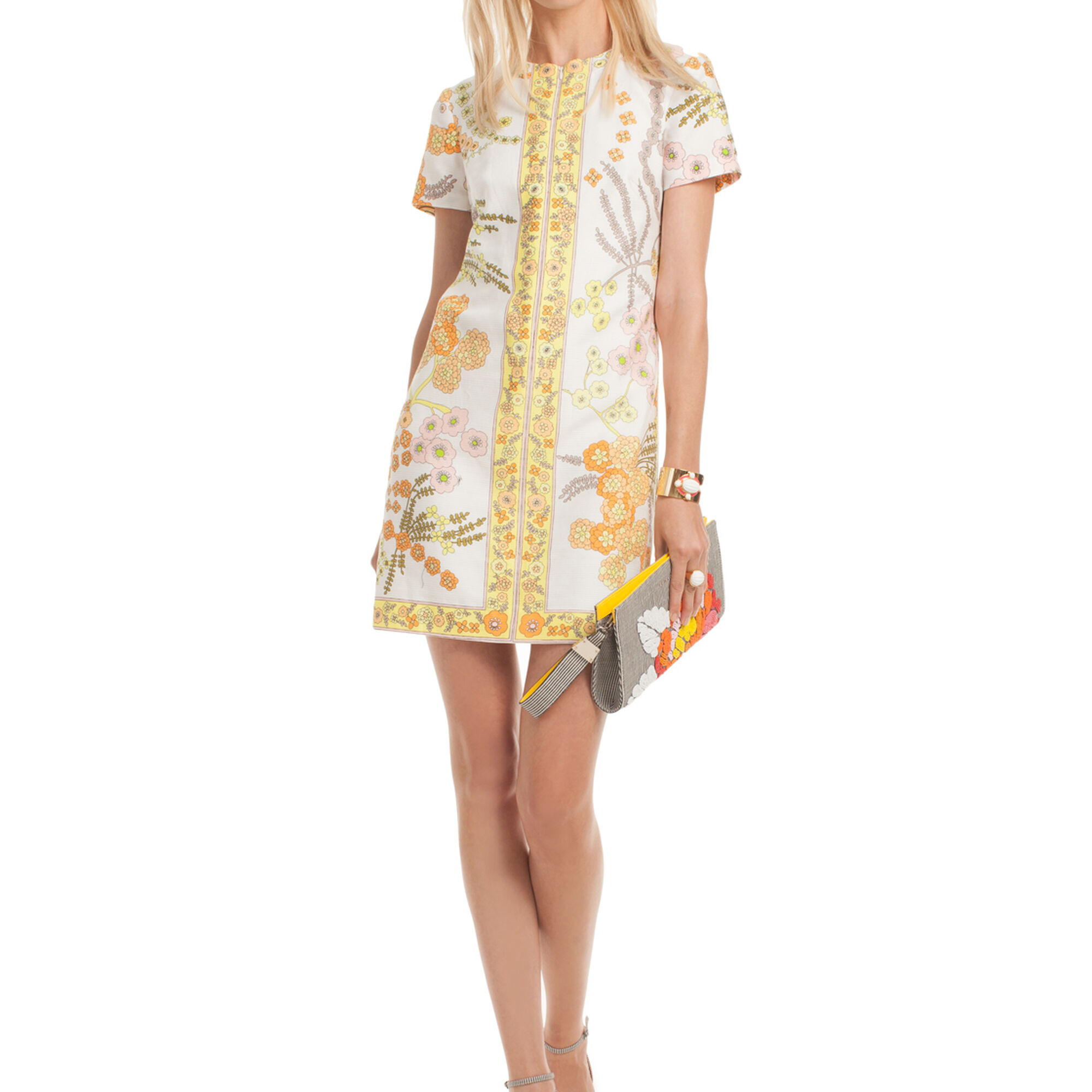 ARBORETUM DRESS - TrinaTurk