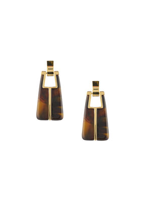 MULHOLLAND MOD LINEAR DROP EARRING