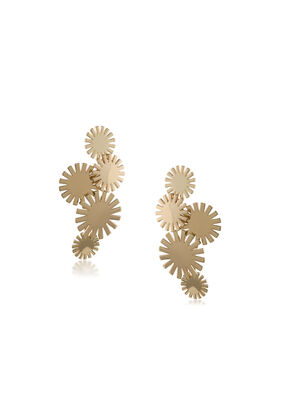 INDIAN CANYON FLOWER BURST EARRINGS