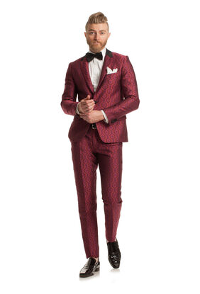 MrTurk Royce Suit