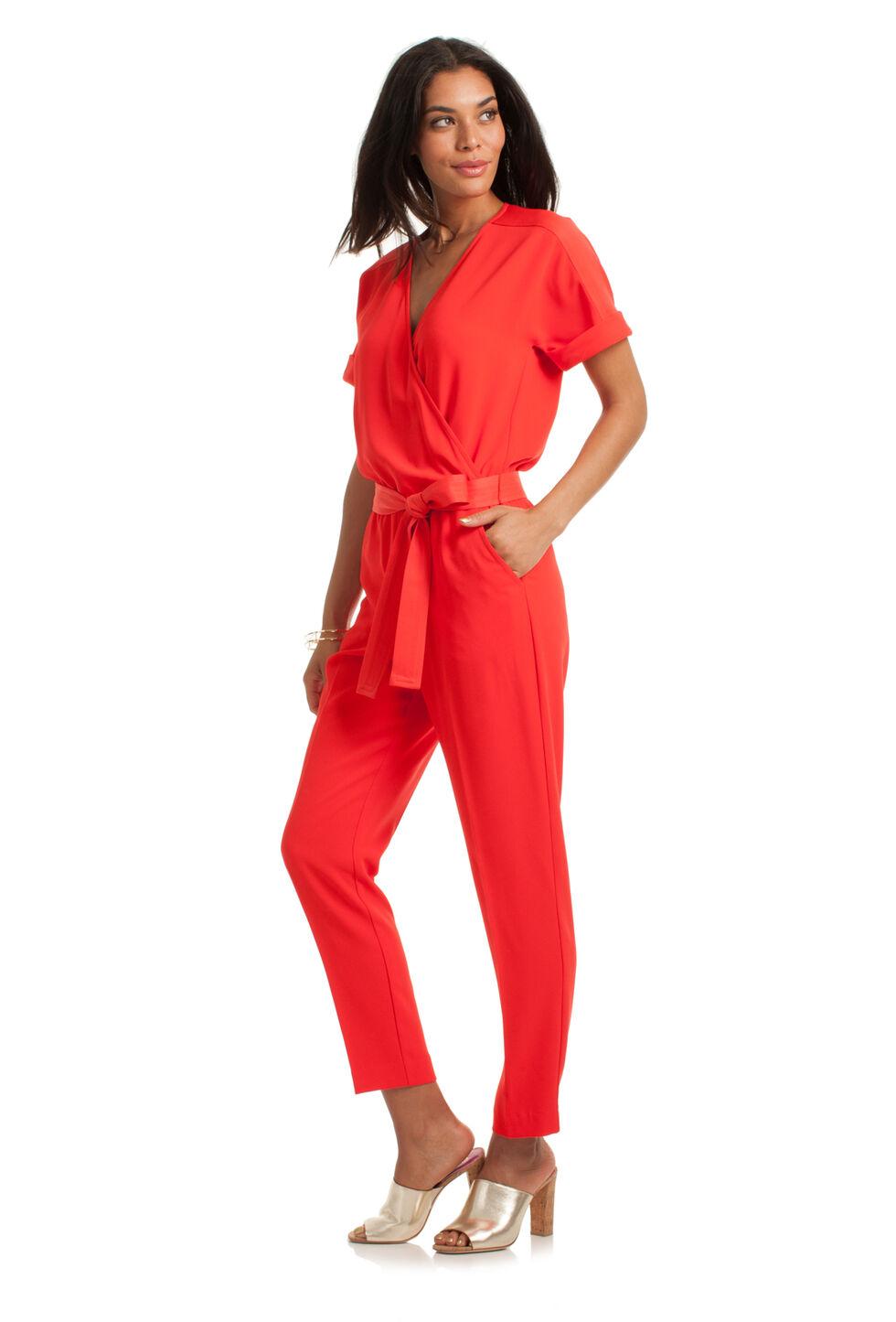 Trina Turk Rumi Jumpsuit - Ind,Trh - Size 0
