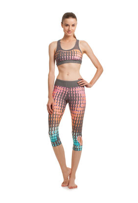 PURA LOVE CAPRI LEGGING
