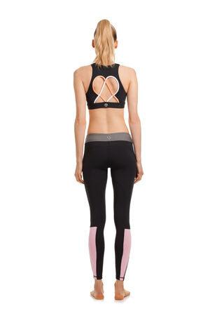 COLOR BLOCKED FULL LEGGINGS