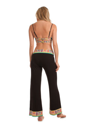 NEPAL ROLL TOP WIDE LEG PANT