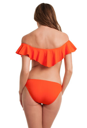 Gypsy Solids Off the Shoulder Bandeau Set
