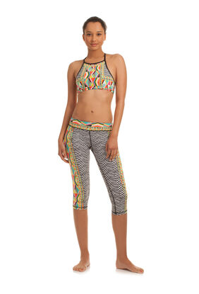 GEO ENGINEER CAPRI LEGGING