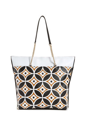 BREEZE BLOCK MADDOX TOTE