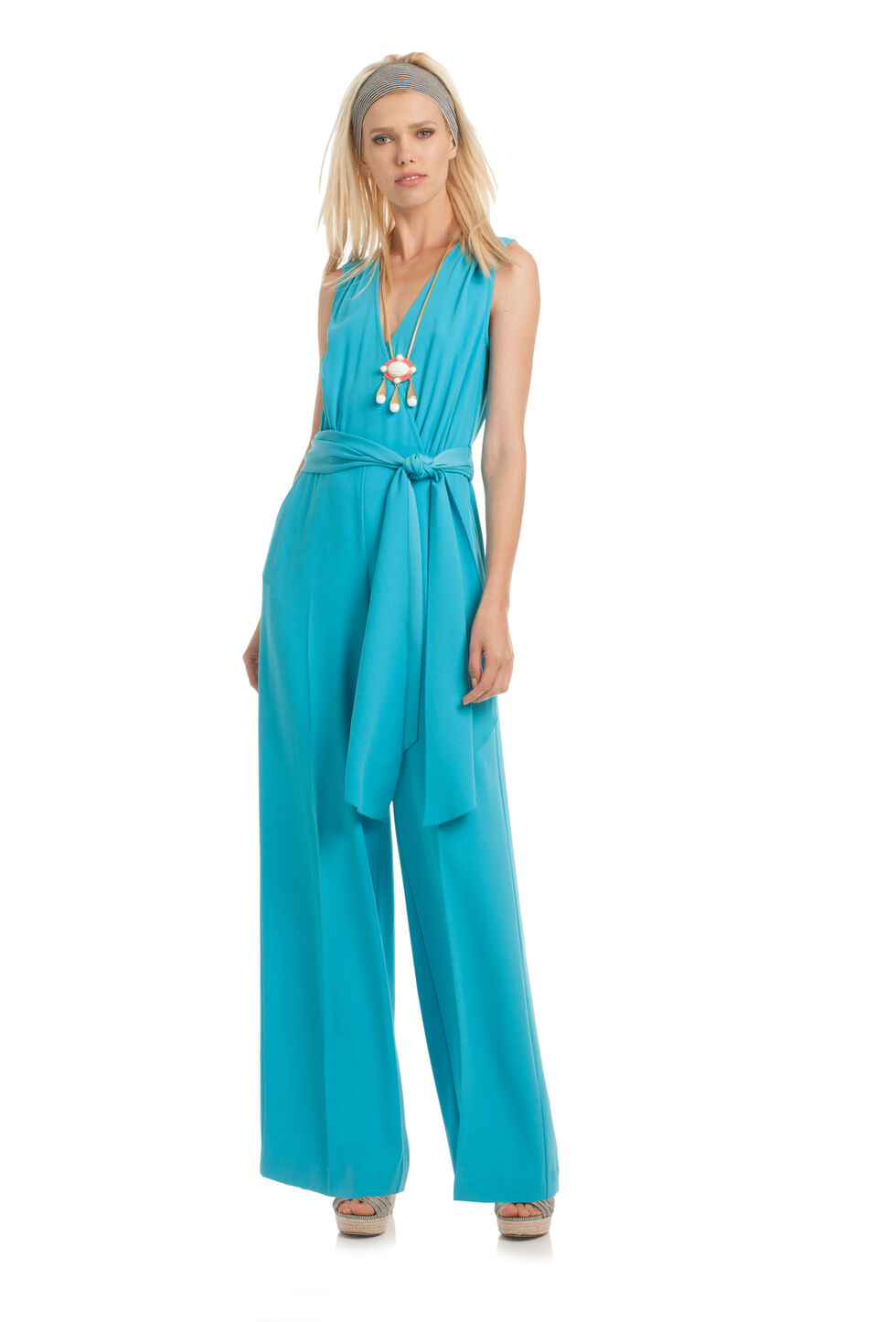 Trina Turk Tiger Lily Jumpsuit -  - Size MY ACCOUNT