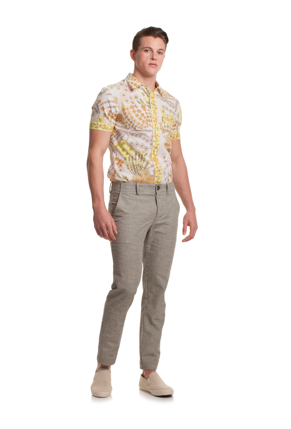 SWELL CROP TROUSER