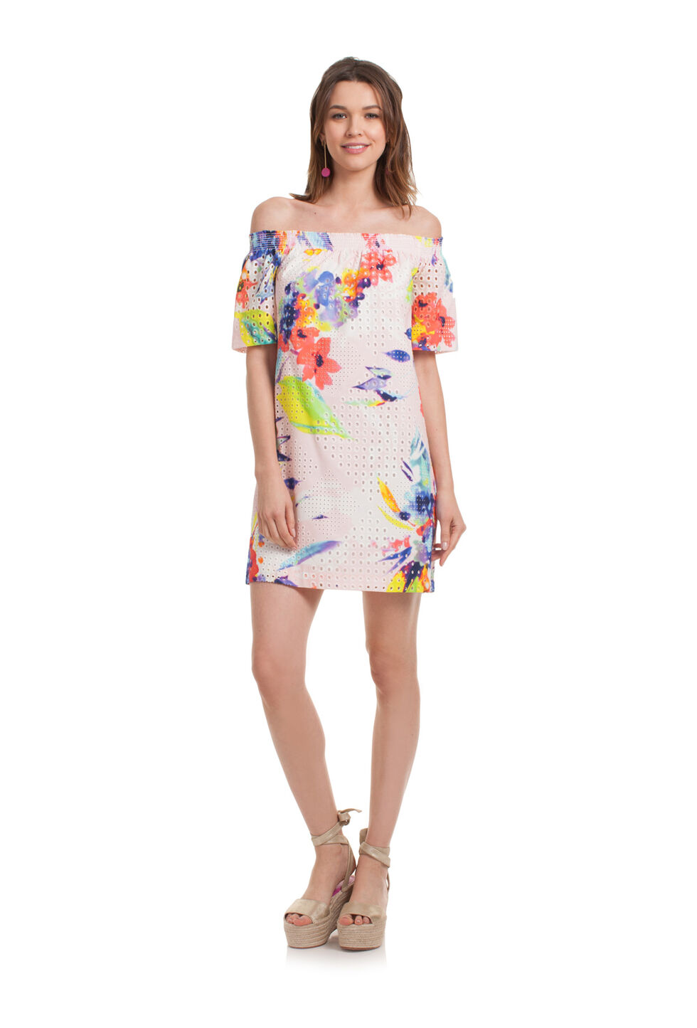 Trina Turk Savilla Dress - Multicolor - Size Fit Guide