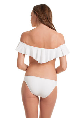 GYPSY SOLID OFF SHOULDER BANDEAU