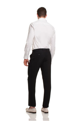 EVAN PLEATED TROUSER