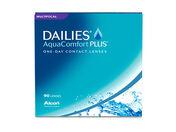 DAILIES Aqua Comfort Plus Multifocal 90pk
