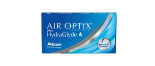 AIR OPTIX Plus HydraGlyde - 6 Pack