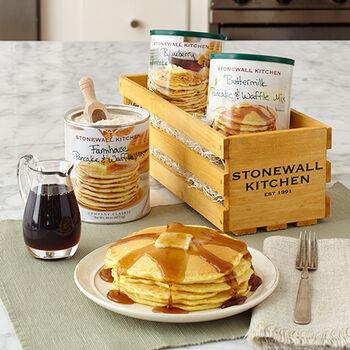 Pancake Crate Gift
