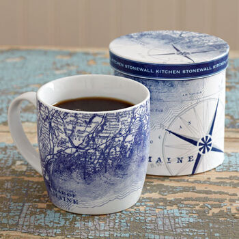 Down East Coffee Mug