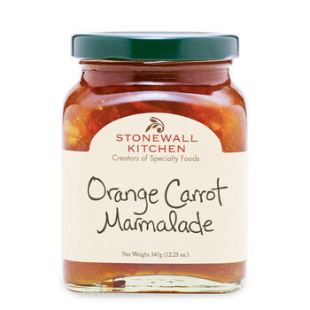 Orange Carrot Marmalade