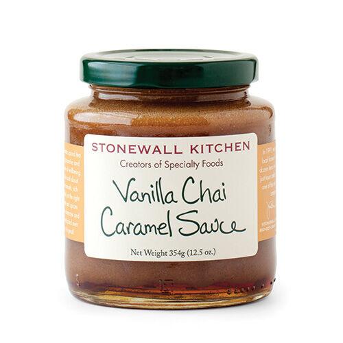 Vanilla Chai Caramel Sauce