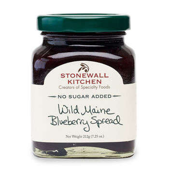 Wild Maine Blueberry Spread (No Sugar Added)