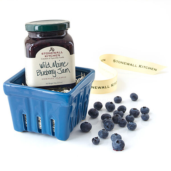 Stonewall Kitchen Blueberry Basket Gift