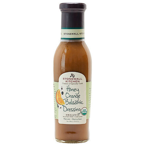 Honey orange balsamic dressing organic dressings Dressing a kitchen