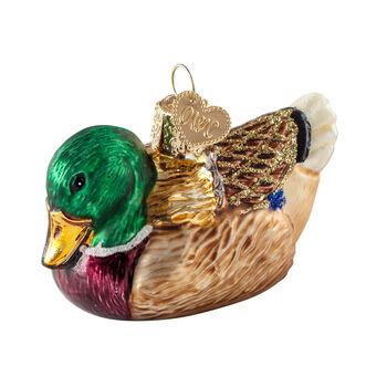 Mallard Ornament