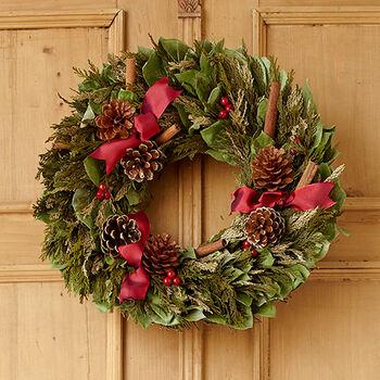 Lavish Wreath